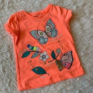 Like new Carters Tee shirt 12 months